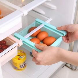 Дополнительный подвесной контейнер для холодильника и дома Refrigerator Multifunctional Storage Box белый