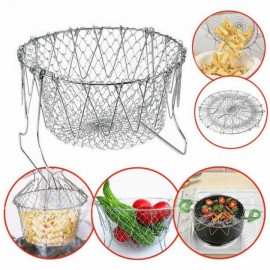 Складная решетка - дуршлаг Chef Basket