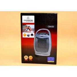 Обогреватель тепловентилятор дуйка керамический Crownberg CB430