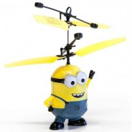 Интерактивная игрушка летающий миньон HJ-388 - вертолёт