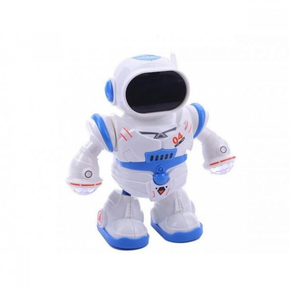 Танцующий Светящийся Робот Dancing Robot