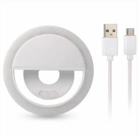 Кольцо с подсветкой для селфи Аккумуляторное Selfie Ring Light XJ-01