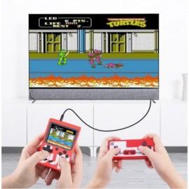 Игровая портативная ретро приставка с джойстиком GAME BOX на 2 игрока Игры Денди