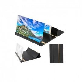 3D подставка увеличитель для экрана телефона Video Amplifier