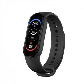 Фитнес браслет M6, Smart Band 6, черный браслет