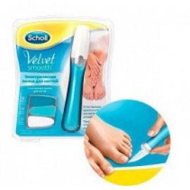 Электрическая пилка для ногтей Scholl