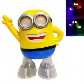 Миньон танцующий интерактивная игрушка