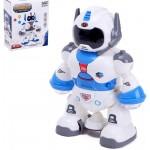Танцующий светящийся робот Rotating Robot