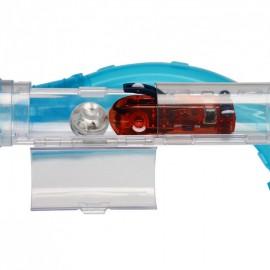 Трубопроводные гонки светящийся трек автомобильный на 27 деталей