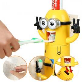 Диспансер для зубных принадлежностей Миньон Babyhood Yellow