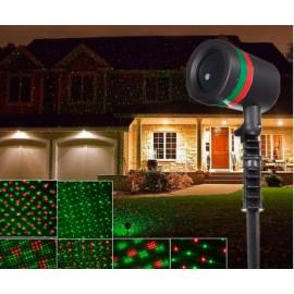 Уличный лазерный проектор Star Shower 8001