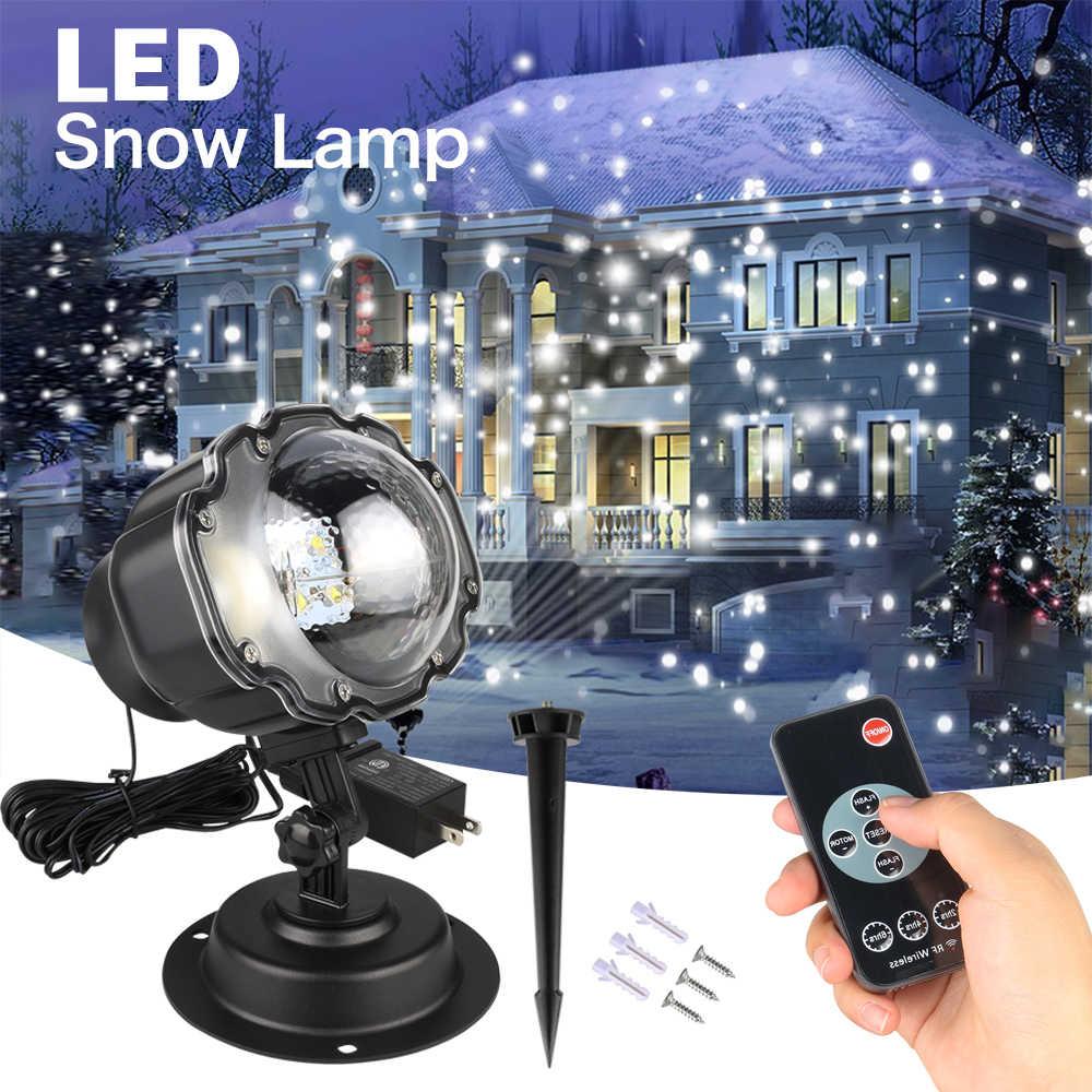 Лазерный проектор Star Shower Laser Light,снег