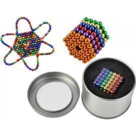 Головоломка Neocube магнитная 216 шариков Разноцветная