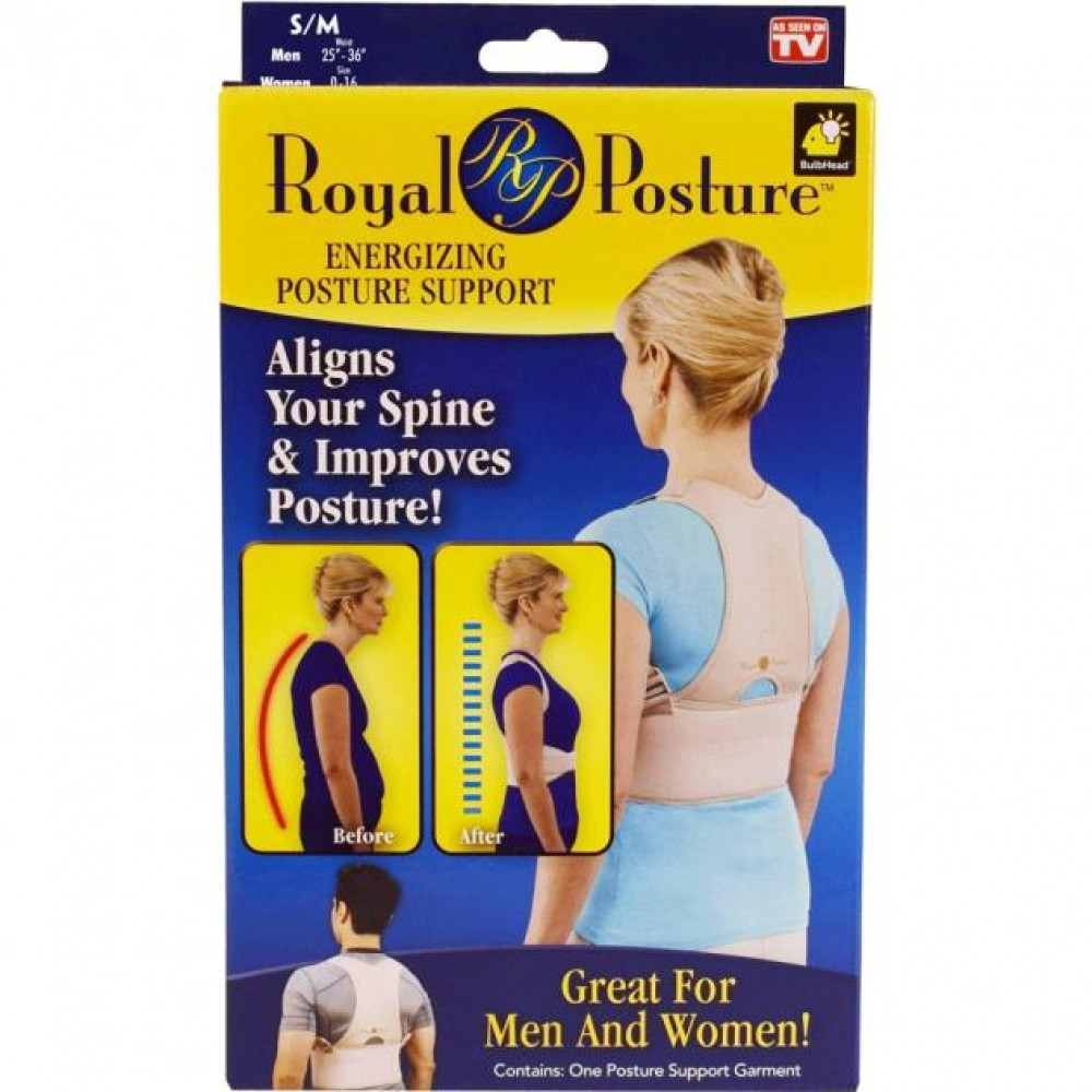 Корсет для спины Royal Posture S/M