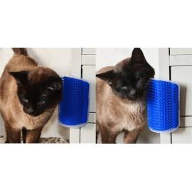 Интерактивная игрушка - чесалка для кошек