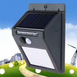 Фонарь с датчиком движения на солнечной панели Solar Motion Sensor