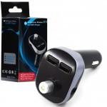 Автомобильный Bluetooth трансмиттер FM-модулятор X15