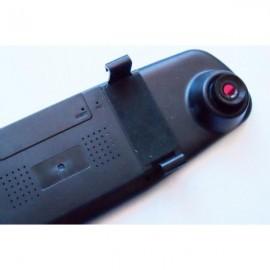 Автомобильный видеорегистратор Car DVR зеркало на две камеры