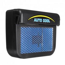 Авто вентилятор Auto Cool автомобильная вытяжка на солнечной батарее