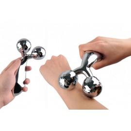 Массажер для лица и тела 3D